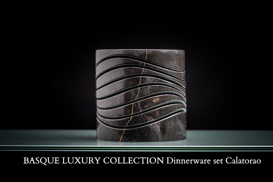 Basque Luxury Collection Dinnerware Set Calatorao
