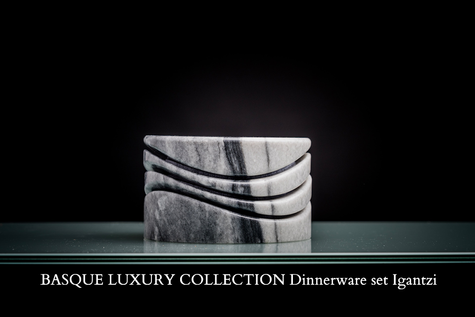 Basque Luxury Collection Dinnerware Set Igantzi