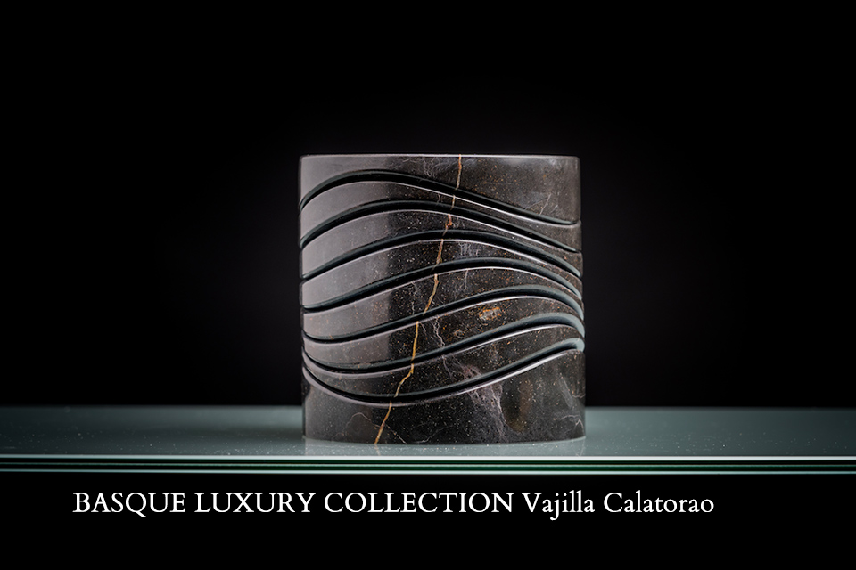 BASQUE LUXURY COLLECTION Vajilla Calatorao