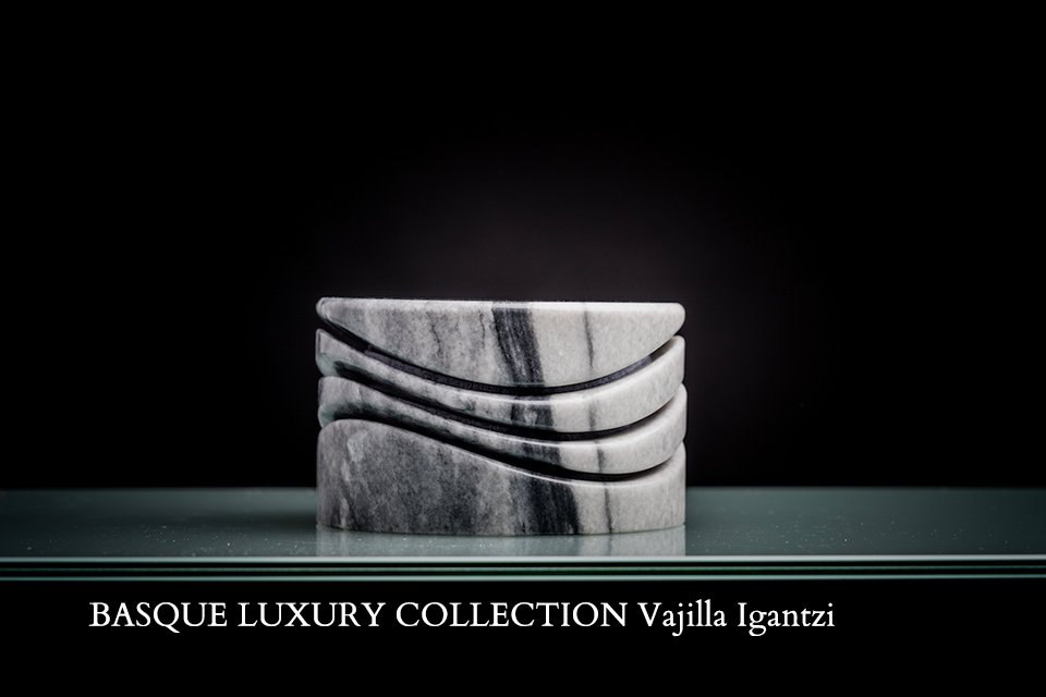 BASQUE LUXURY COLLECTION Vajilla Igantzi