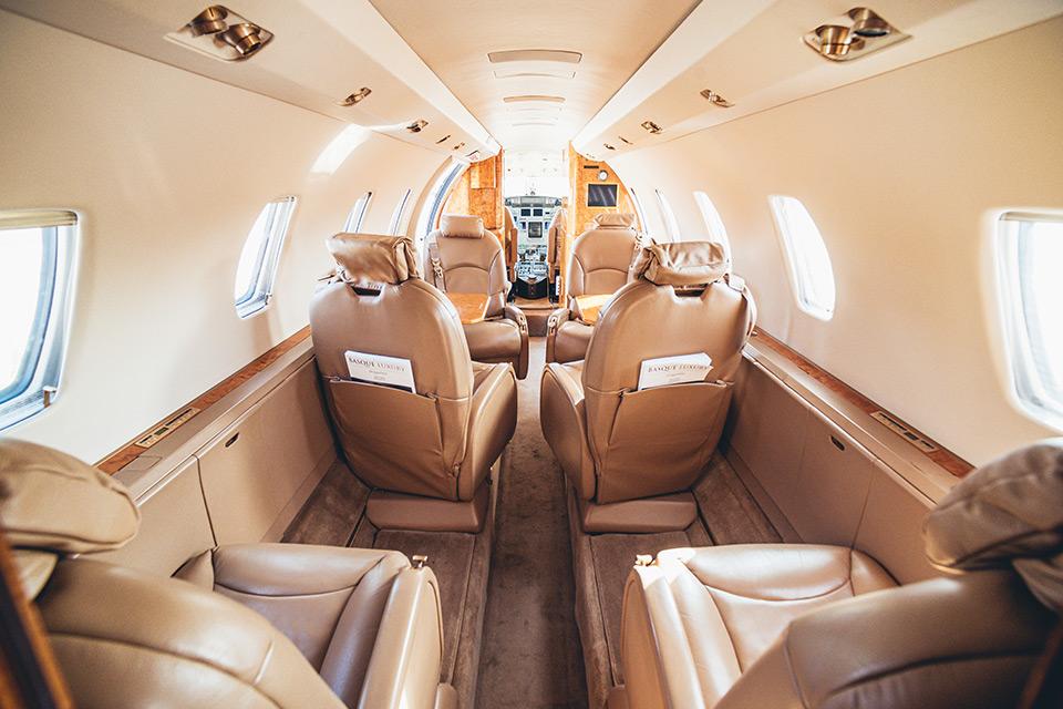 Basque Luxury Private Jet