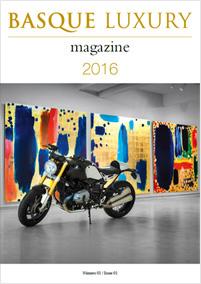 Basque Luxury Magazine 2016