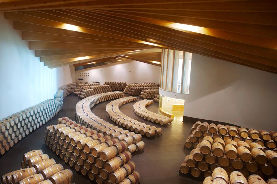 Basque Luxury wine