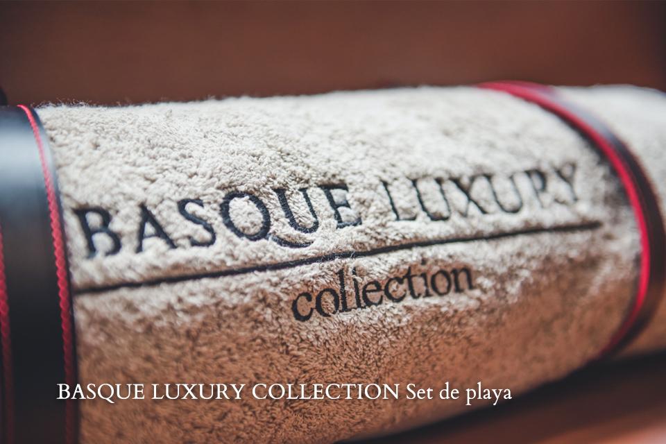 BASQUE LUXURY COLLECTION Set de playa